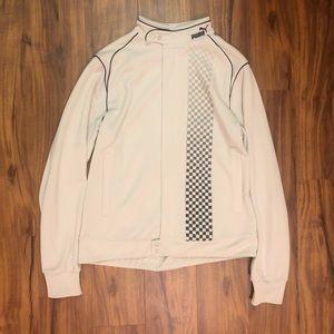 Vintage Puma Racer Jacket